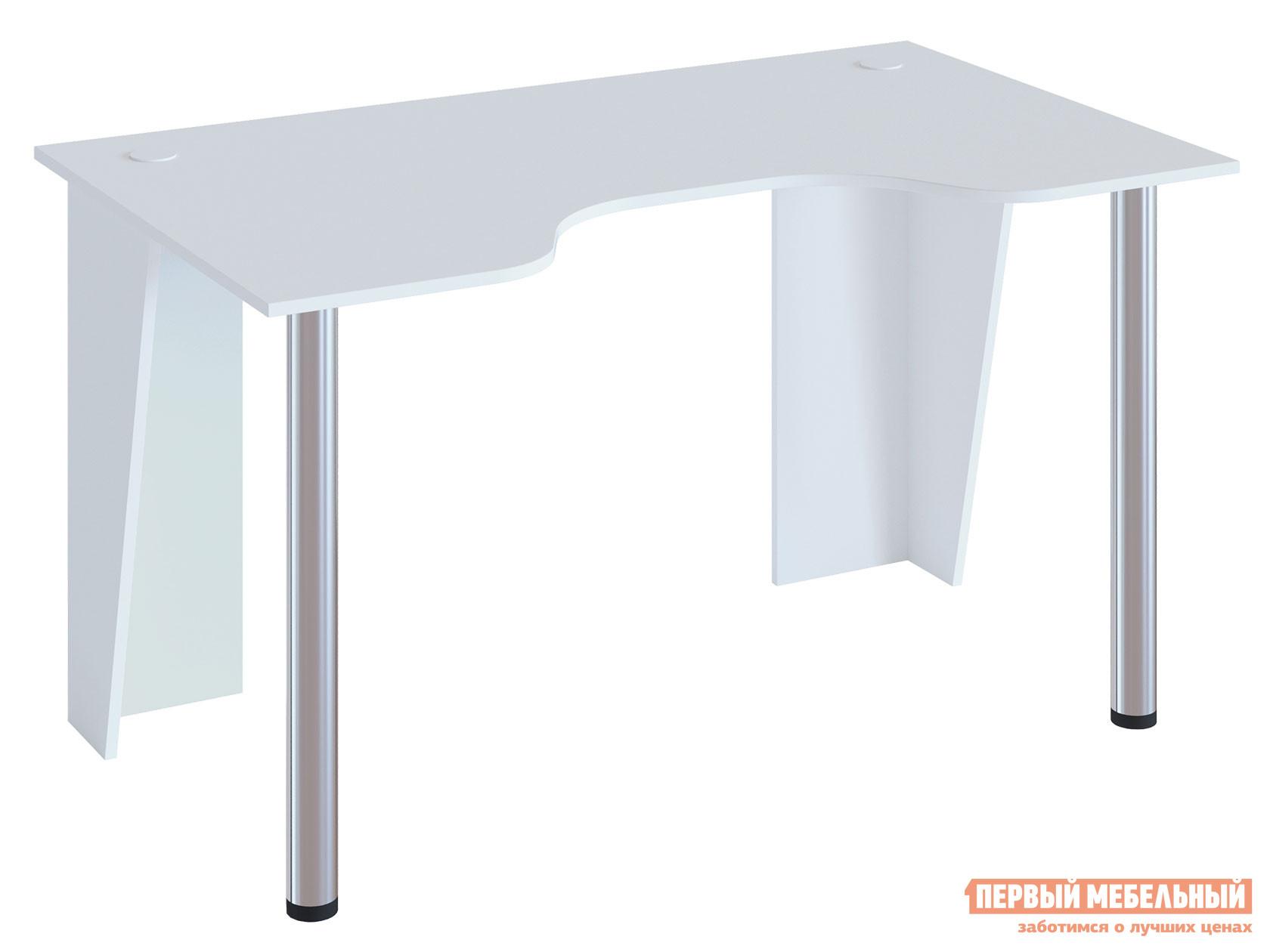 Компьютерный стол  КСТ-18 Белый Сокол 94967