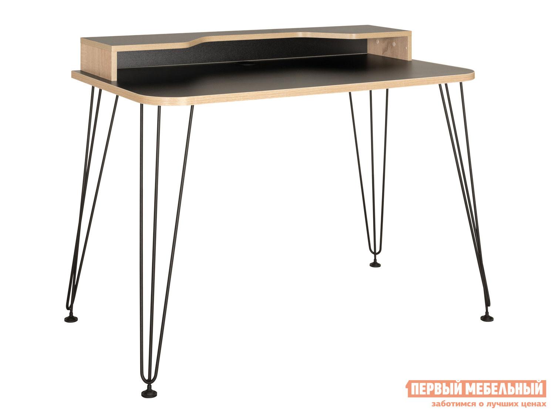 Фото - Компьютерный стол Первый Мебельный Базис 3 12.66 компьютерный стол первый мебельный комфорт 12 72