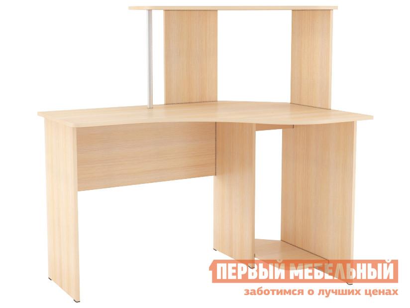 Угловой компьютерный стол Первый Мебельный Стол компьютерный КС 1200 угловой