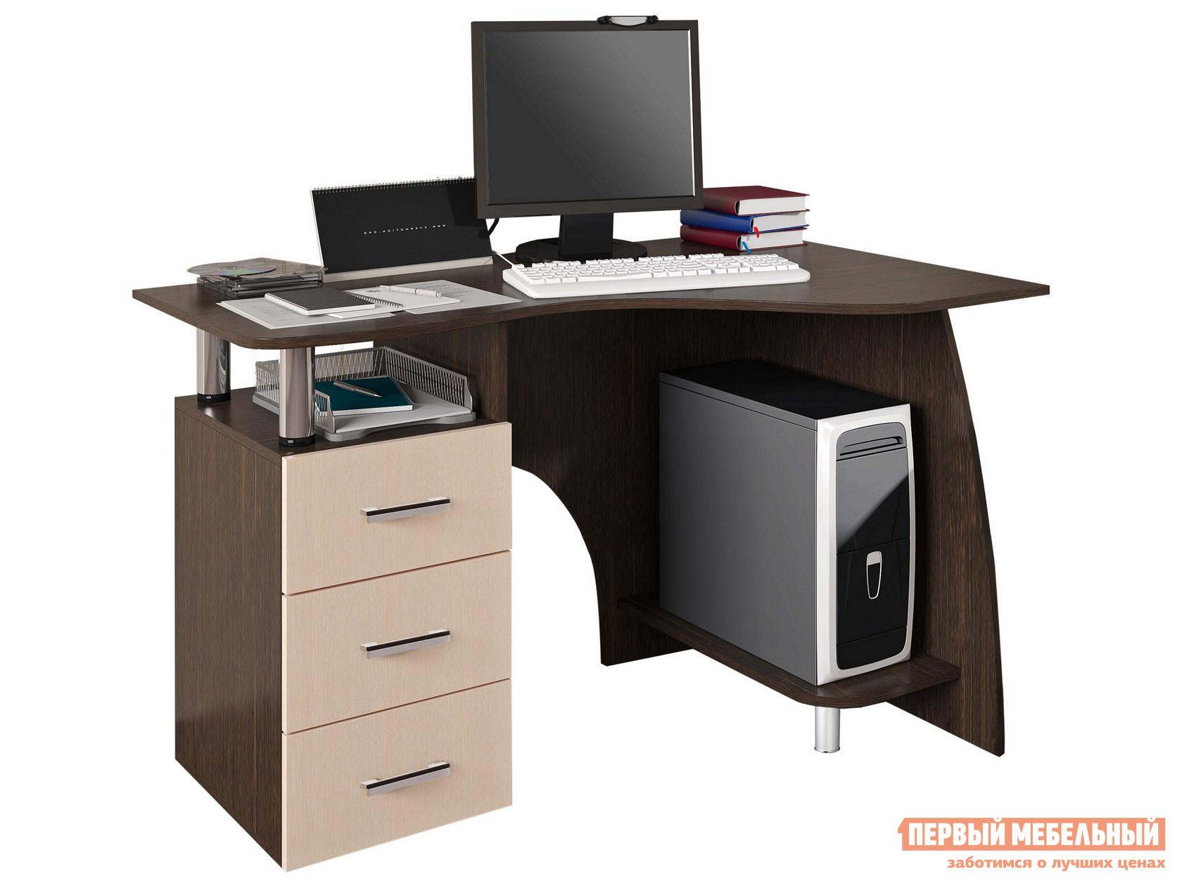 Фото - Компьютерный стол Первый Мебельный Стол компьютерный Лорд NEW компьютерный стол первый мебельный комфорт 12 72