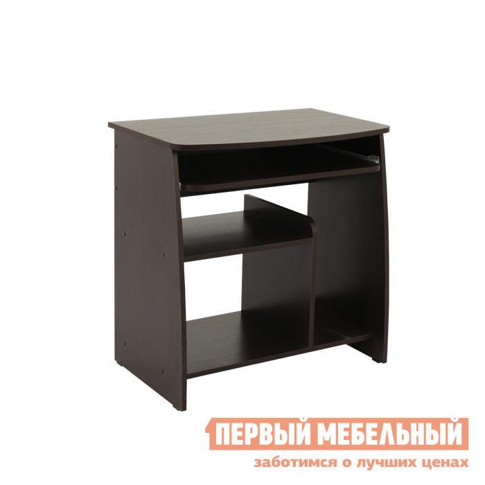 Компьютерный стол Первый Мебельный Ворк Венге