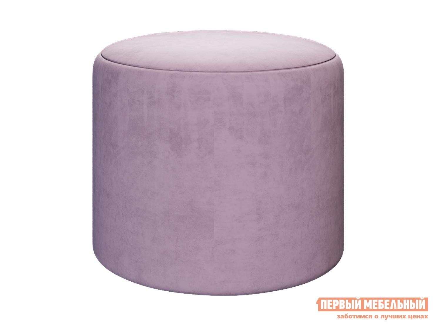Пуфик  Пуф Тип 8 Розовый, велюр ВКДП 130271