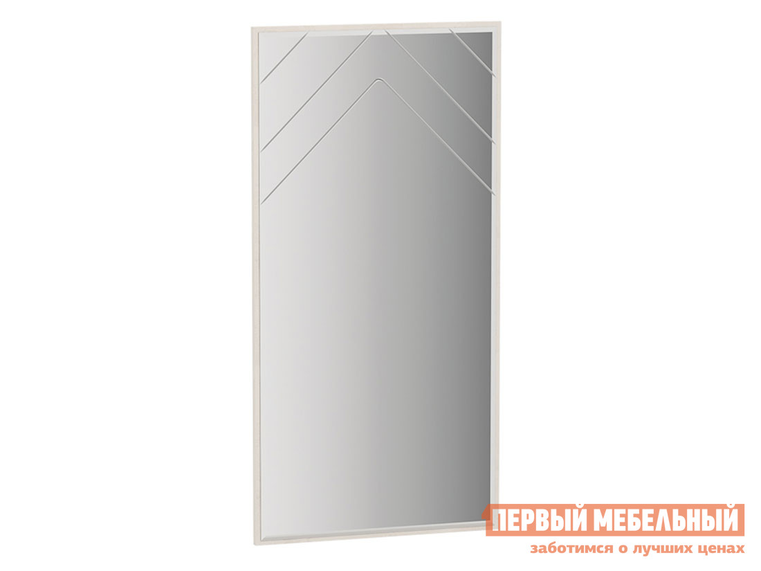 Настенное зеркало  Зеркало Амели 03.240 Шелковый камень