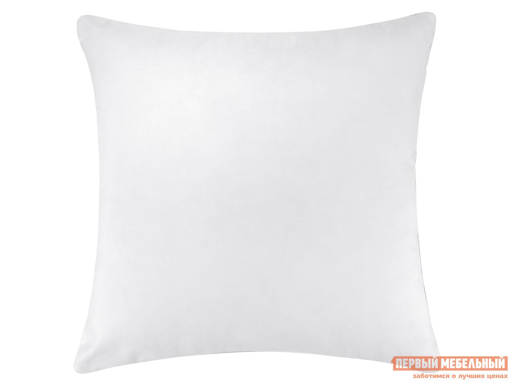 Подушка  Комфорт Файбер Белый, 68 Х 68 см
