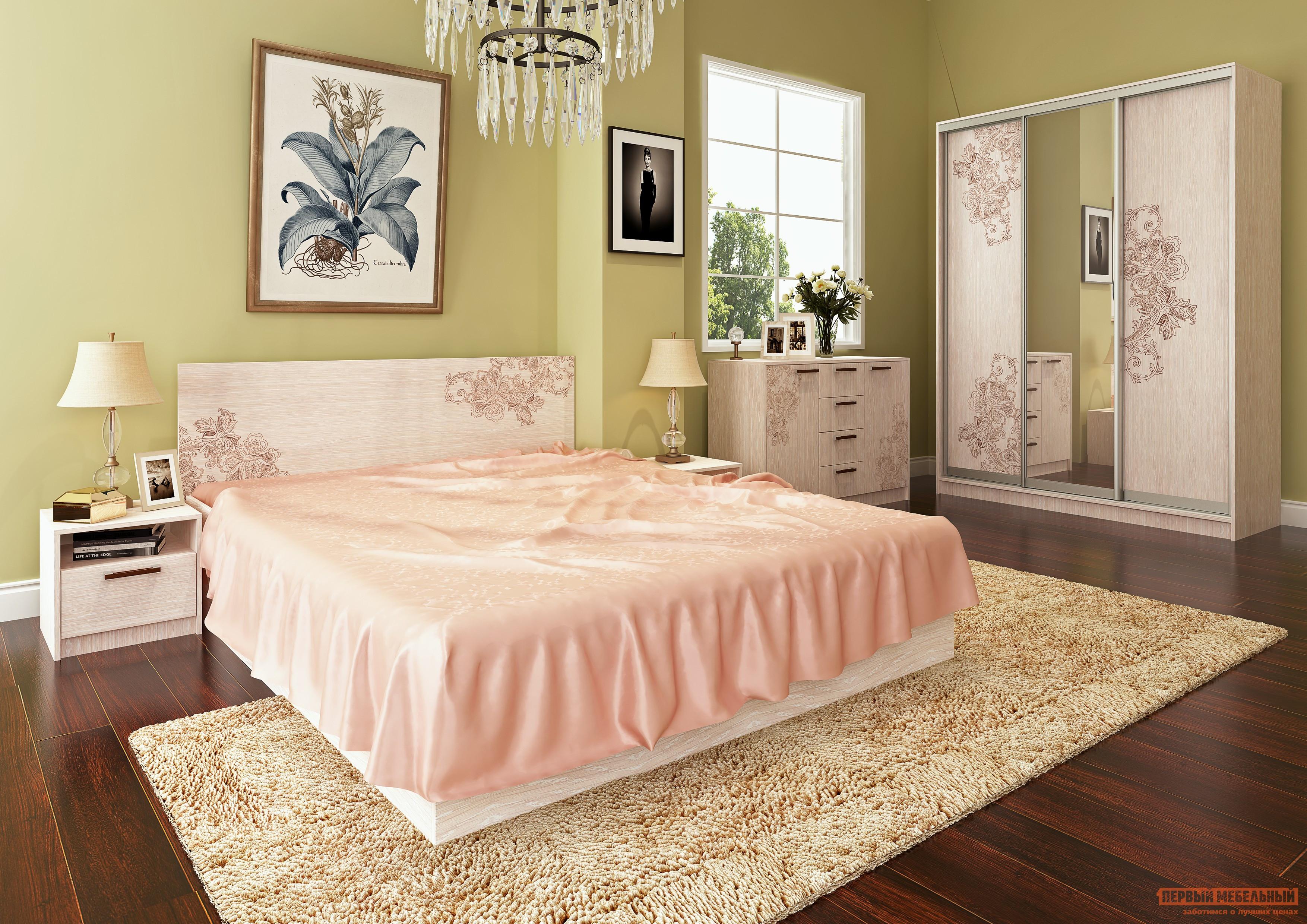 Спальный гарнитур Первый Мебельный Спальня Винтаж