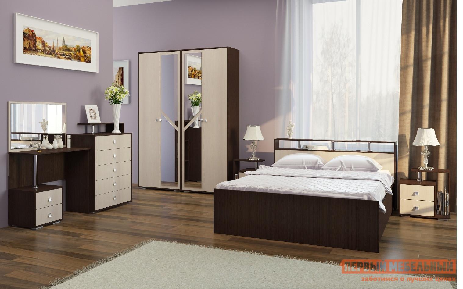 Спальный гарнитур Первый Мебельный Спальня Саломея
