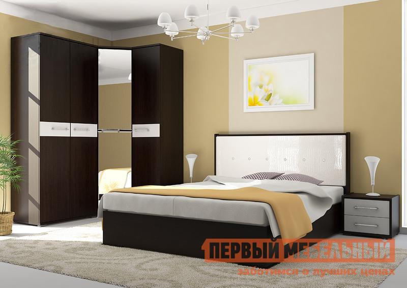 Спальный гарнитур Первый Мебельный Спальный гарнитур Луиза спальный гарнитур трия лючия к2