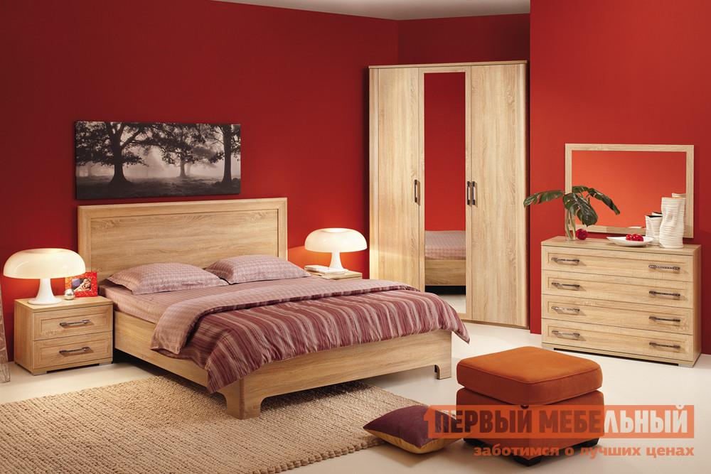 Спальный гарнитур Первый Мебельный Вега Прованс СК1