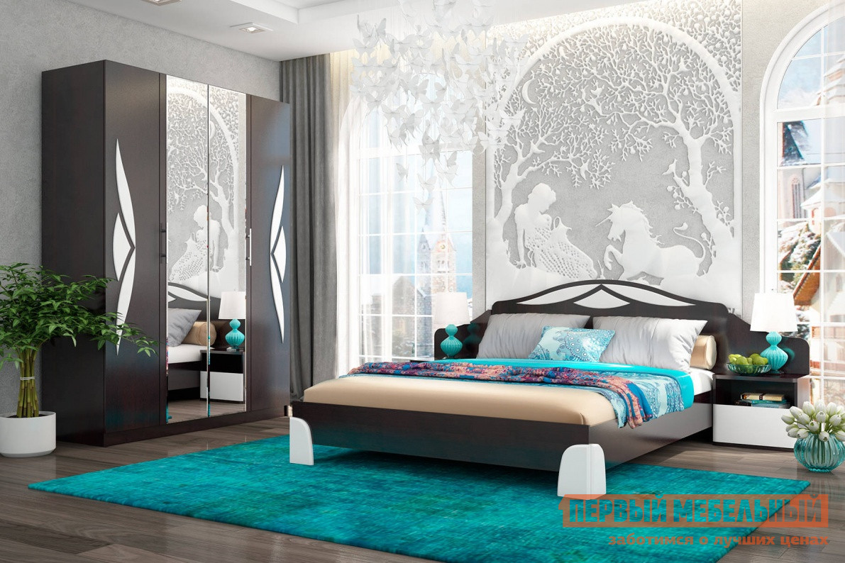 Спальный гарнитур СтолЛайн Жаннет К1 спальный гарнитур орматек этюд к1