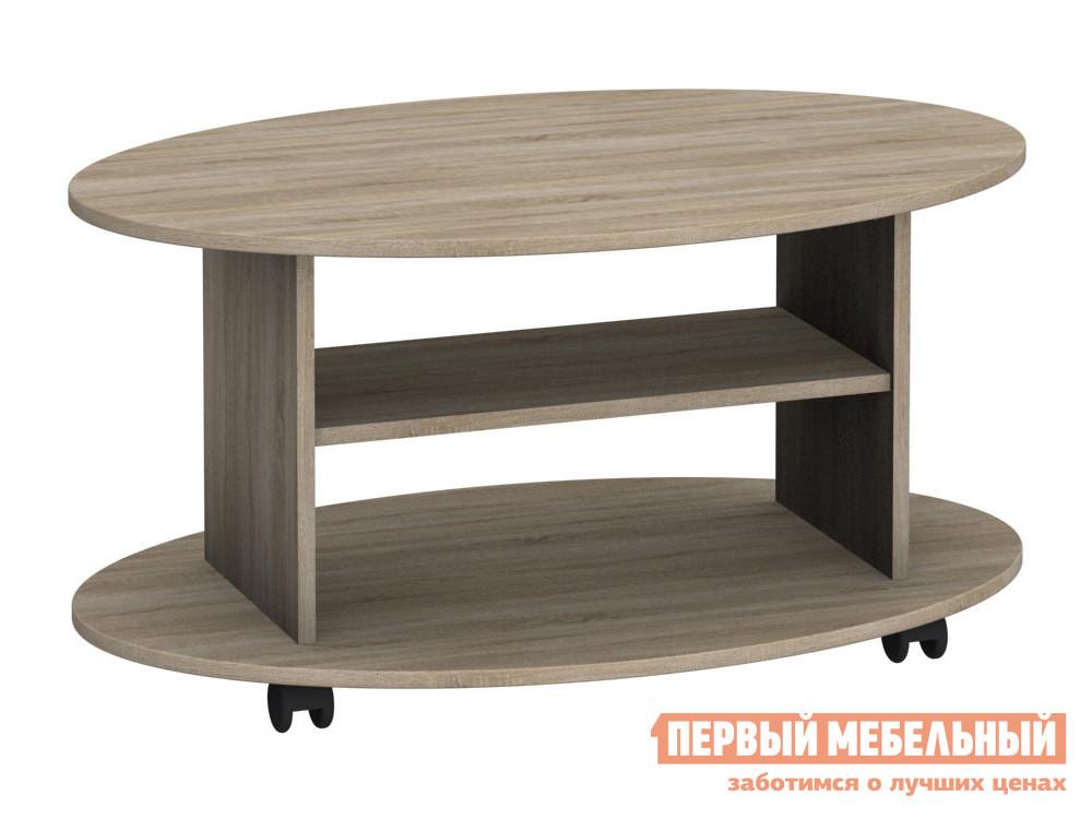 Журнальный столик Первый Мебельный Стол журнальный Мерлен 04