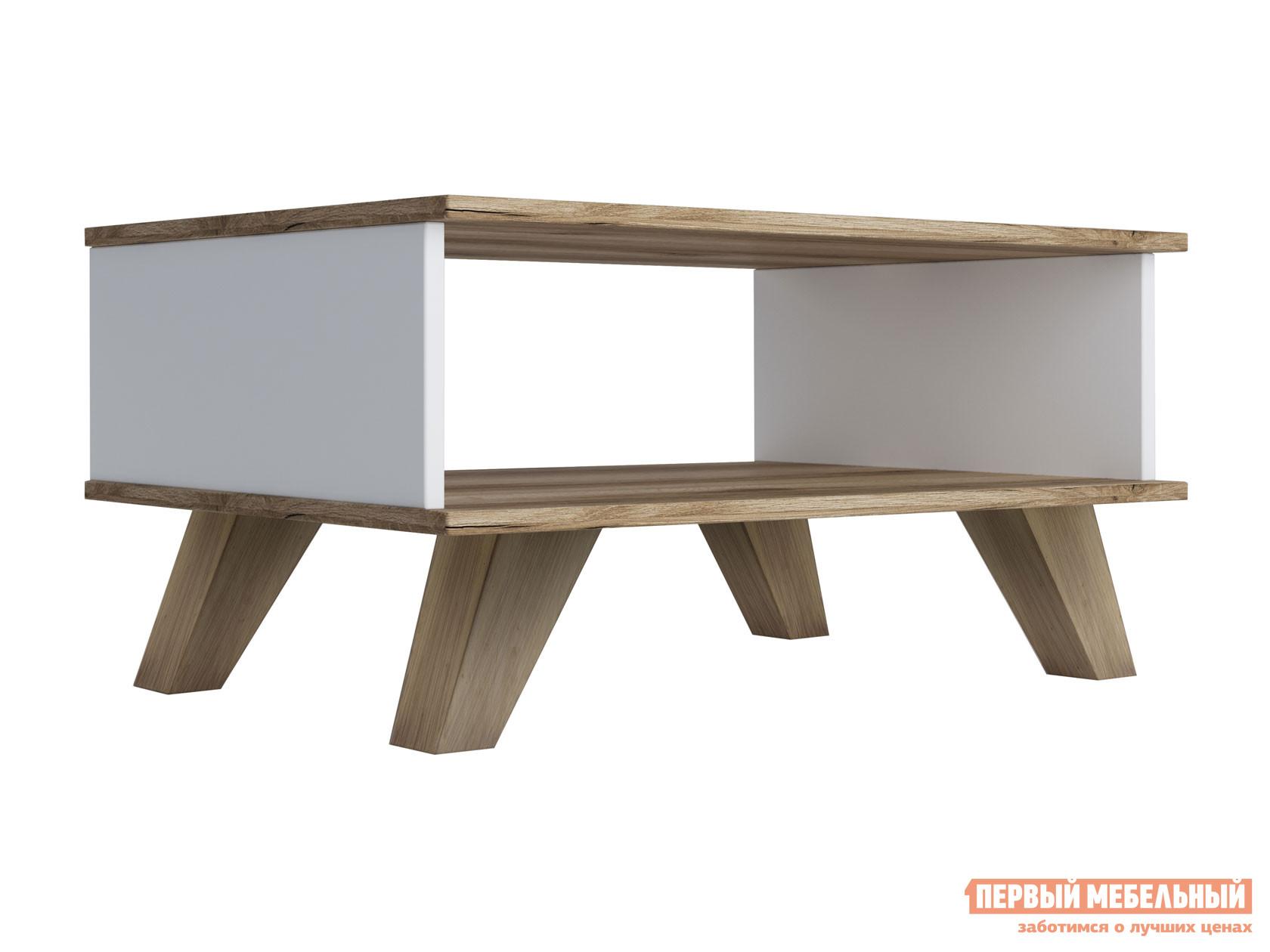 Журнальный столик Первый Мебельный Стол журнальный Вега Скандинавия