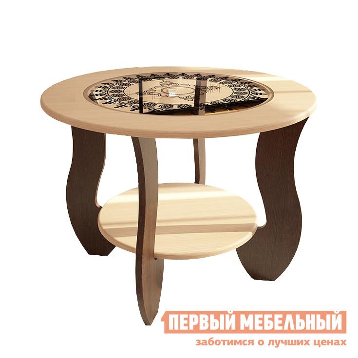 Журнальный столик  Афина Венге / Клен светлый