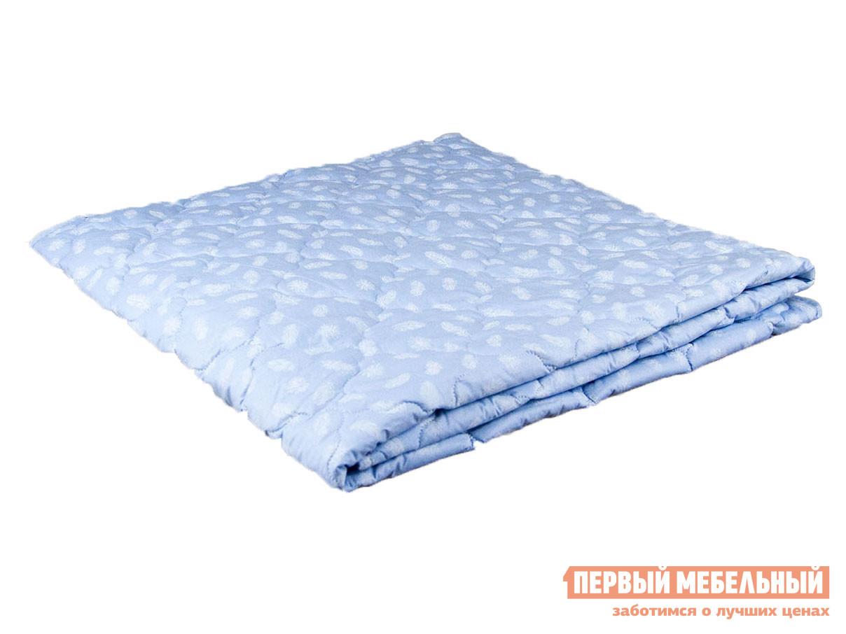 Одеяло Первый Мебельный Одеяло тик/лебяжий пух, 200г/м2 легкое