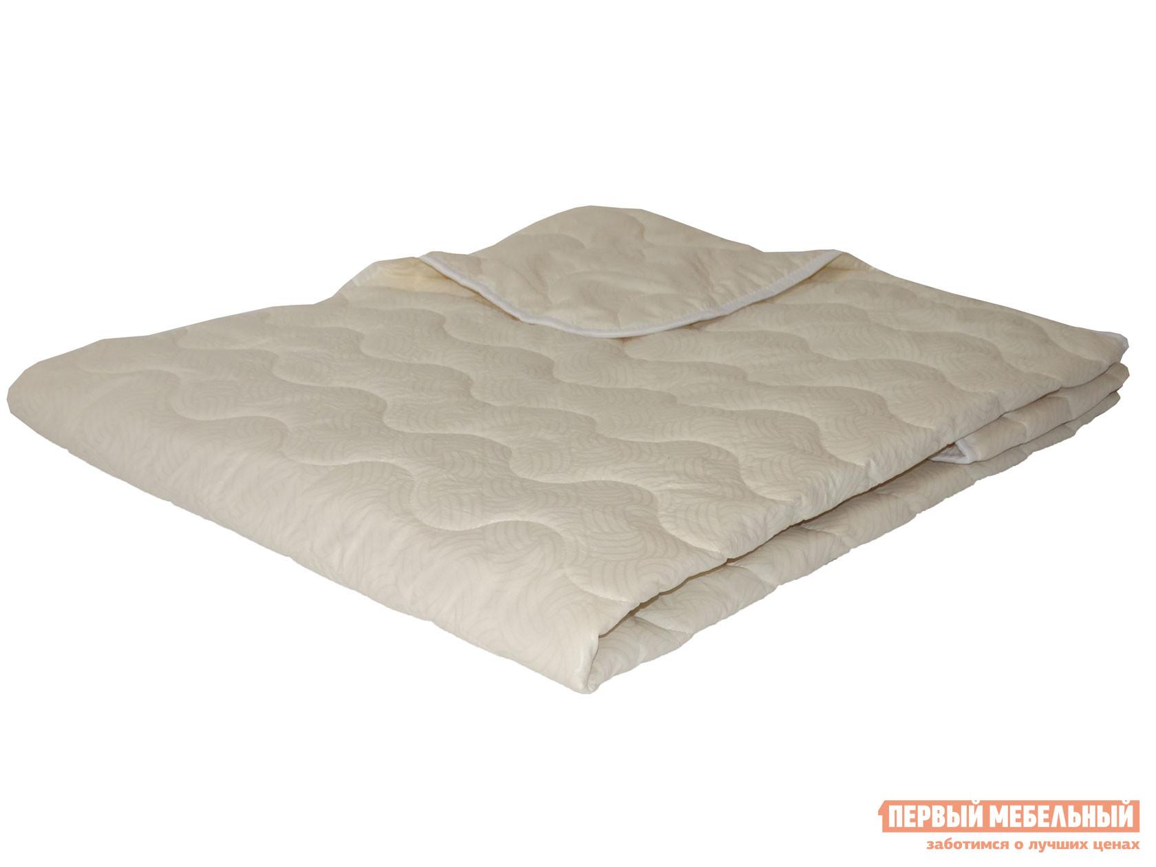 Детское одеяло Первый Мебельный Одеяло микрофибра/шерсть овечья 150 г/м2, легкое, 110х140