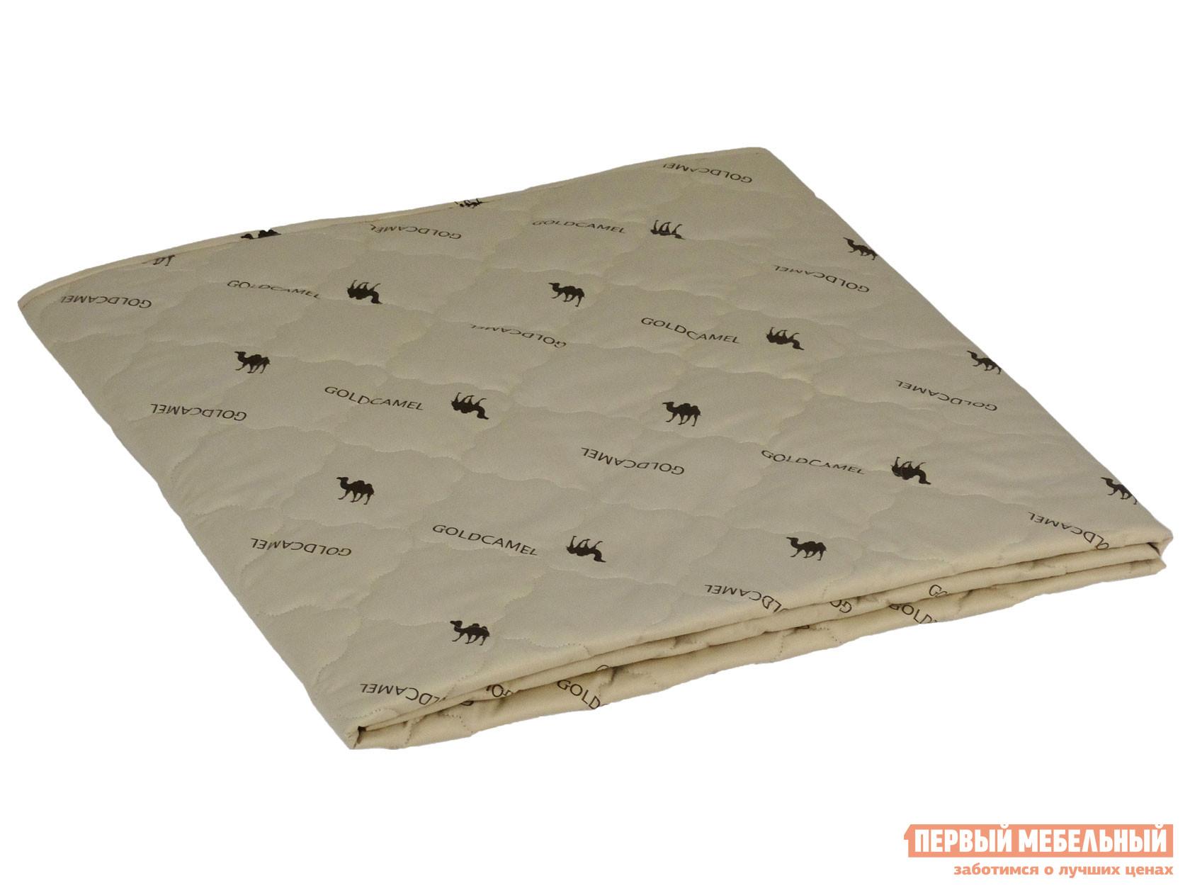 Детское одеяло Первый Мебельный Одеяло тик/верблюжья шерсть 200 г/м2 легкое, 110х140