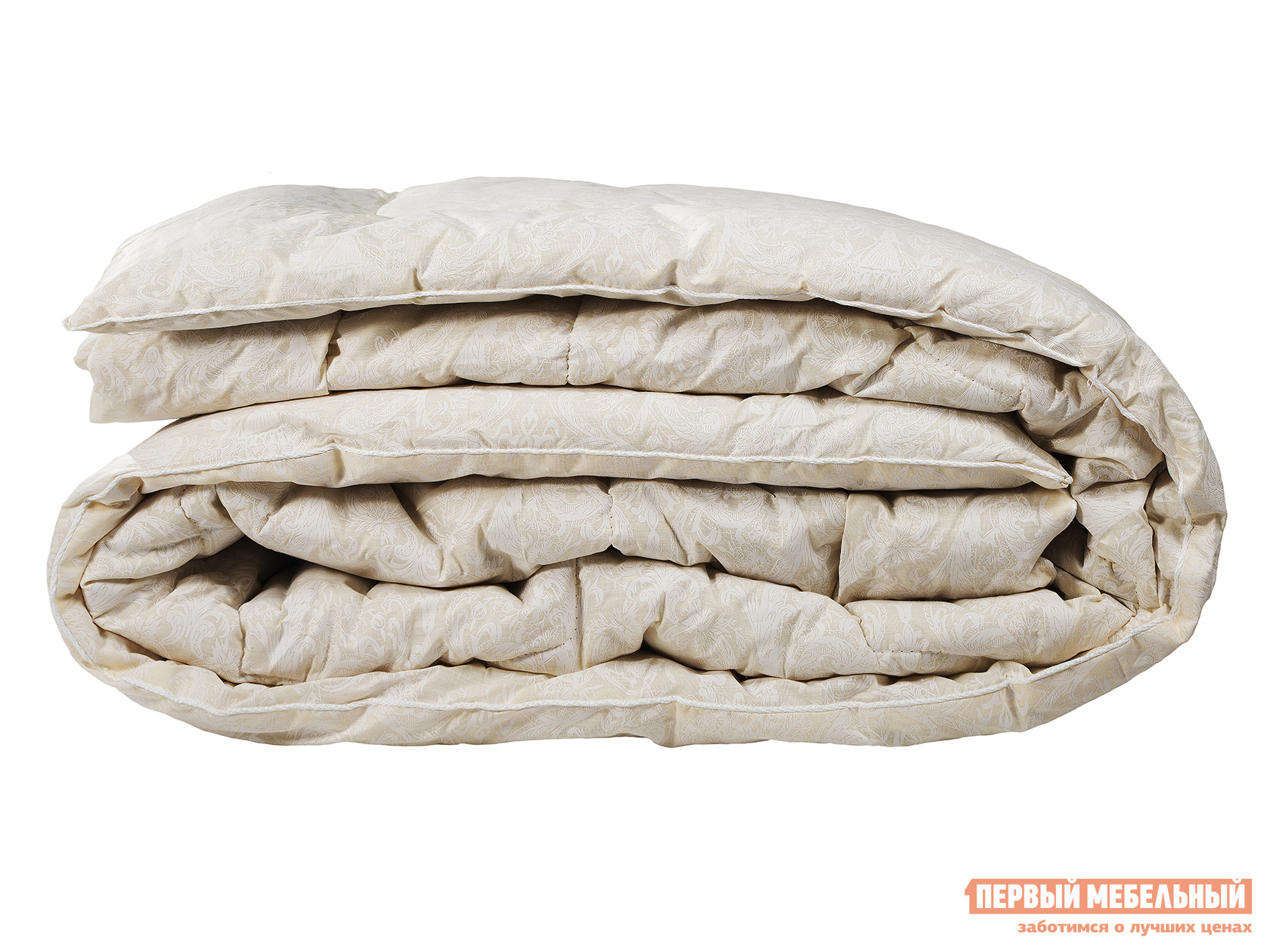 """Одеяло  Одеяло """"Овечья шерсть"""" объемное Бежевый, 1700 х 2050 мм"""