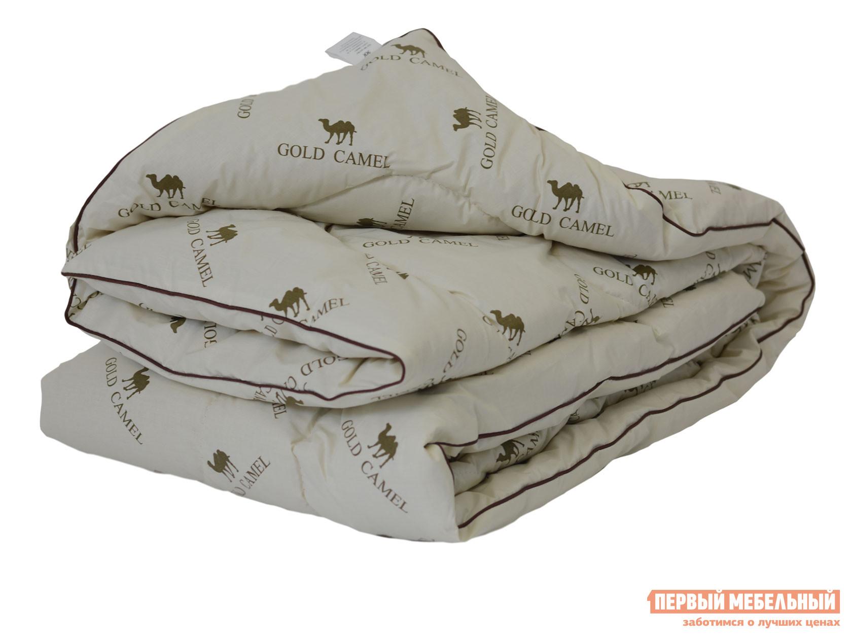 Одеяло Первый Мебельный Одеяло тик/верблюжья шерсть 300 г/м2 всесезонное