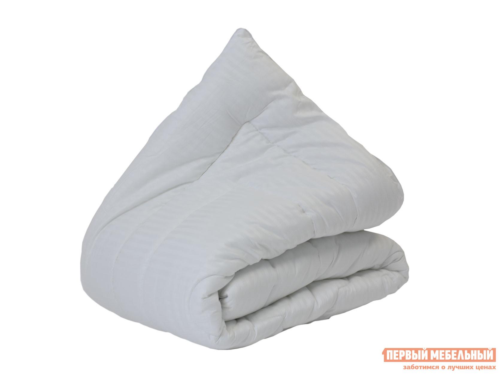 Одеяло Одеяло сатин/бамбуковое волокно 300 гр/м2 всесезонное Белый, 2000 х 2200 мм фото