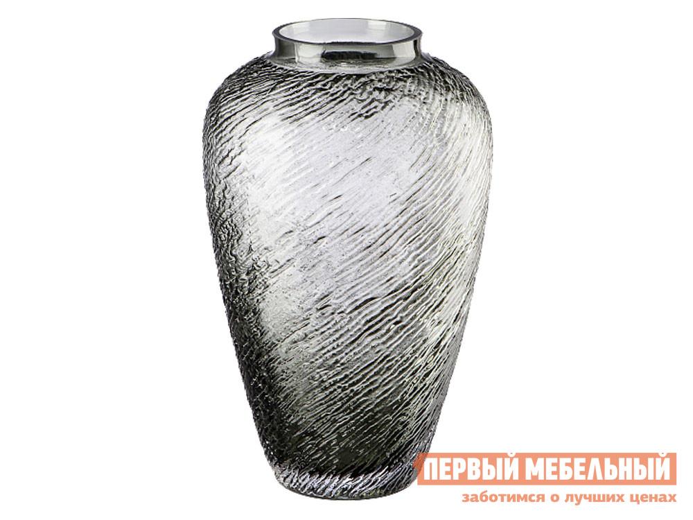 Ваза  CSA-8M Серый, стекло