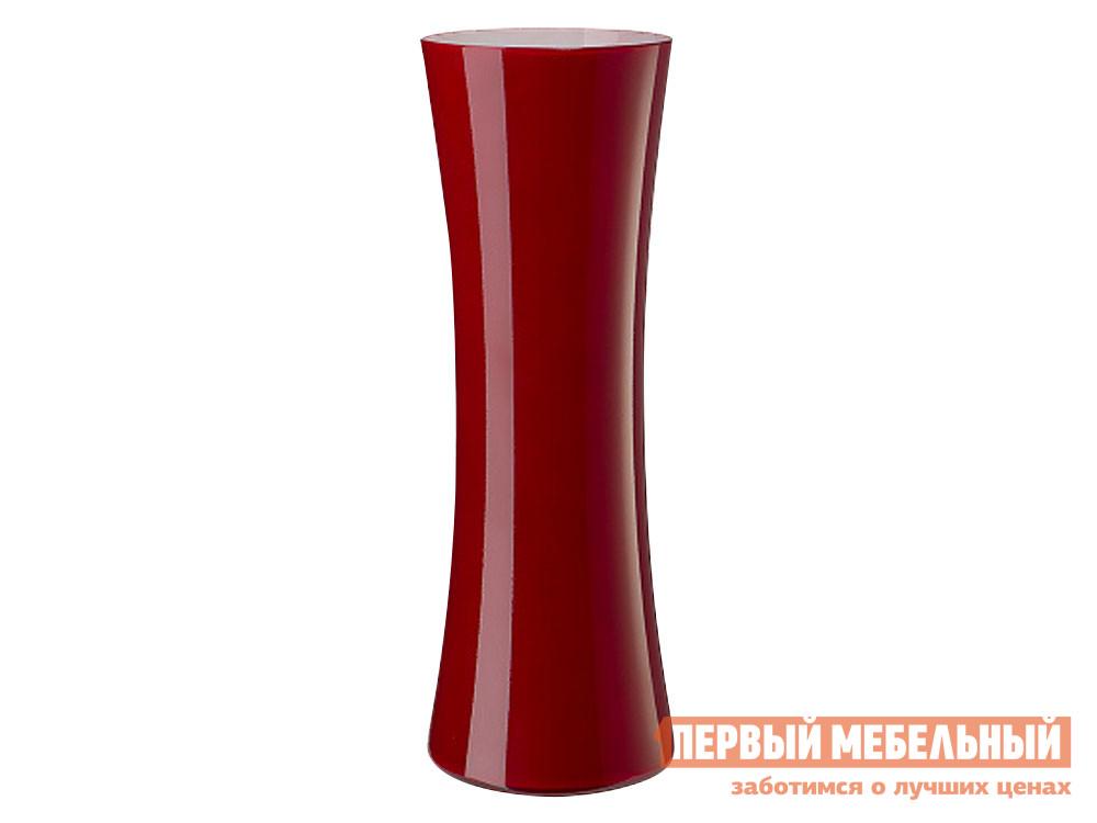 Ваза  HF-01-1 Красный опал, стекло