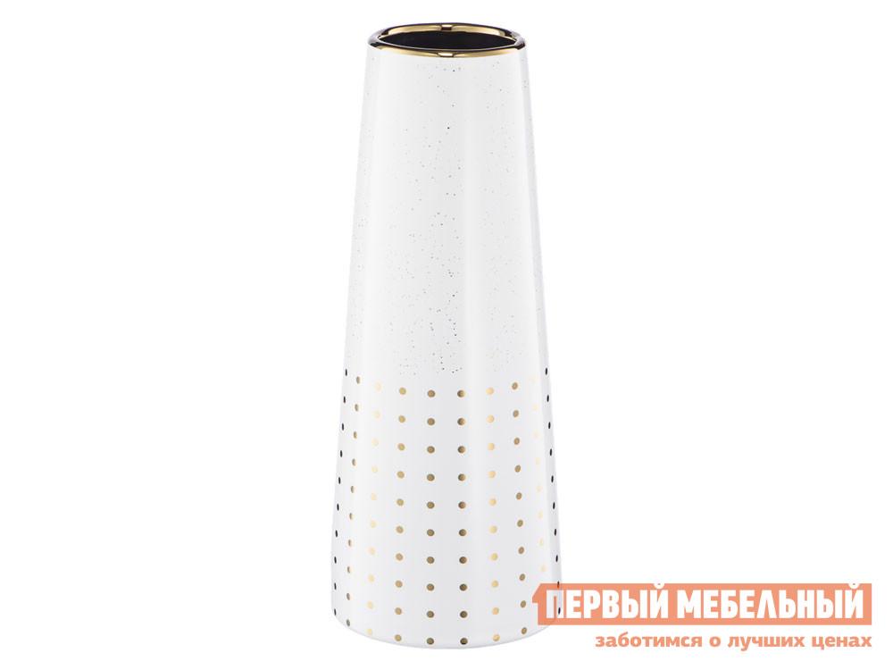 Ваза  Cha3-M Белый / Золото, доломит Магамакс 132562