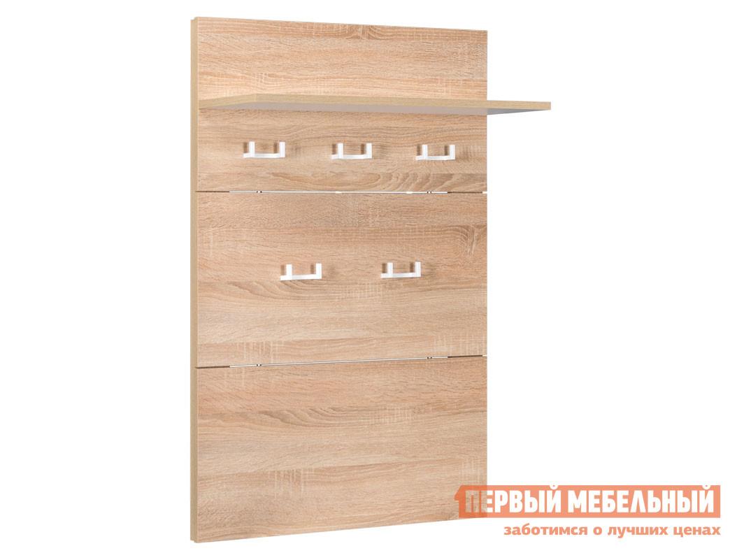 Настенная вешалка Первый Мебельный Полка Куба 10.122 настенная полка первый мебельный полка куба 4
