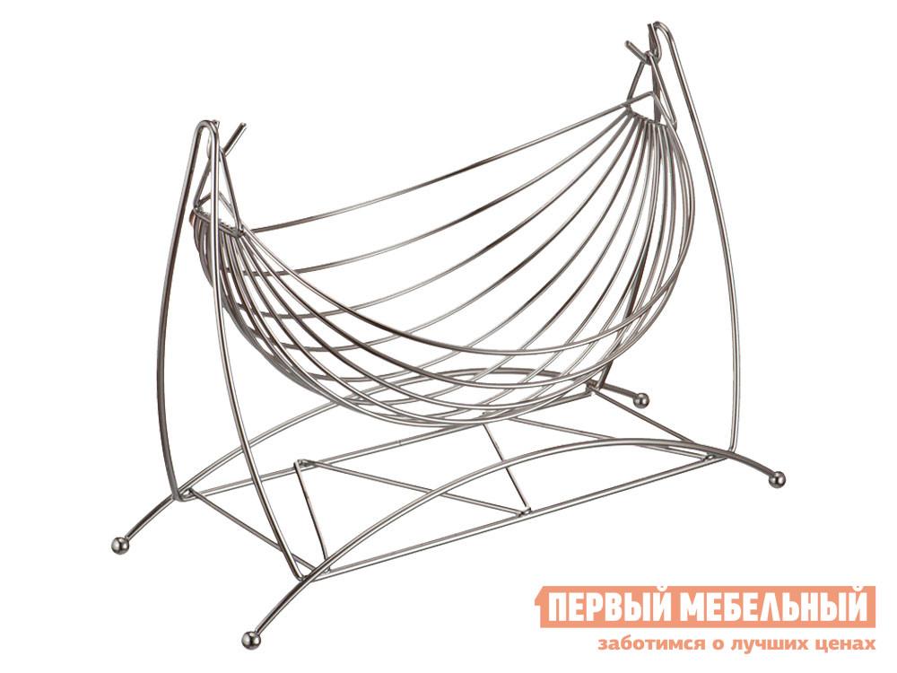 Блюдо  Звезда Хром, металл Магамакс 134840