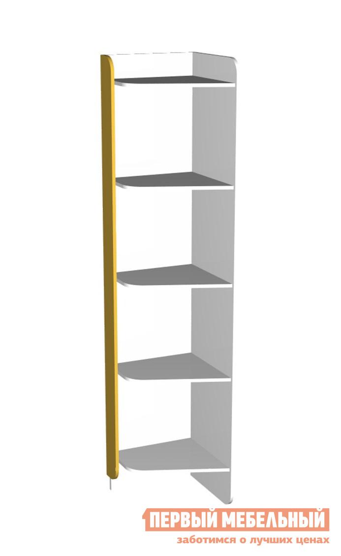 Угловой стеллаж в детскую Первый Мебельный Стеллаж угловой Сафари