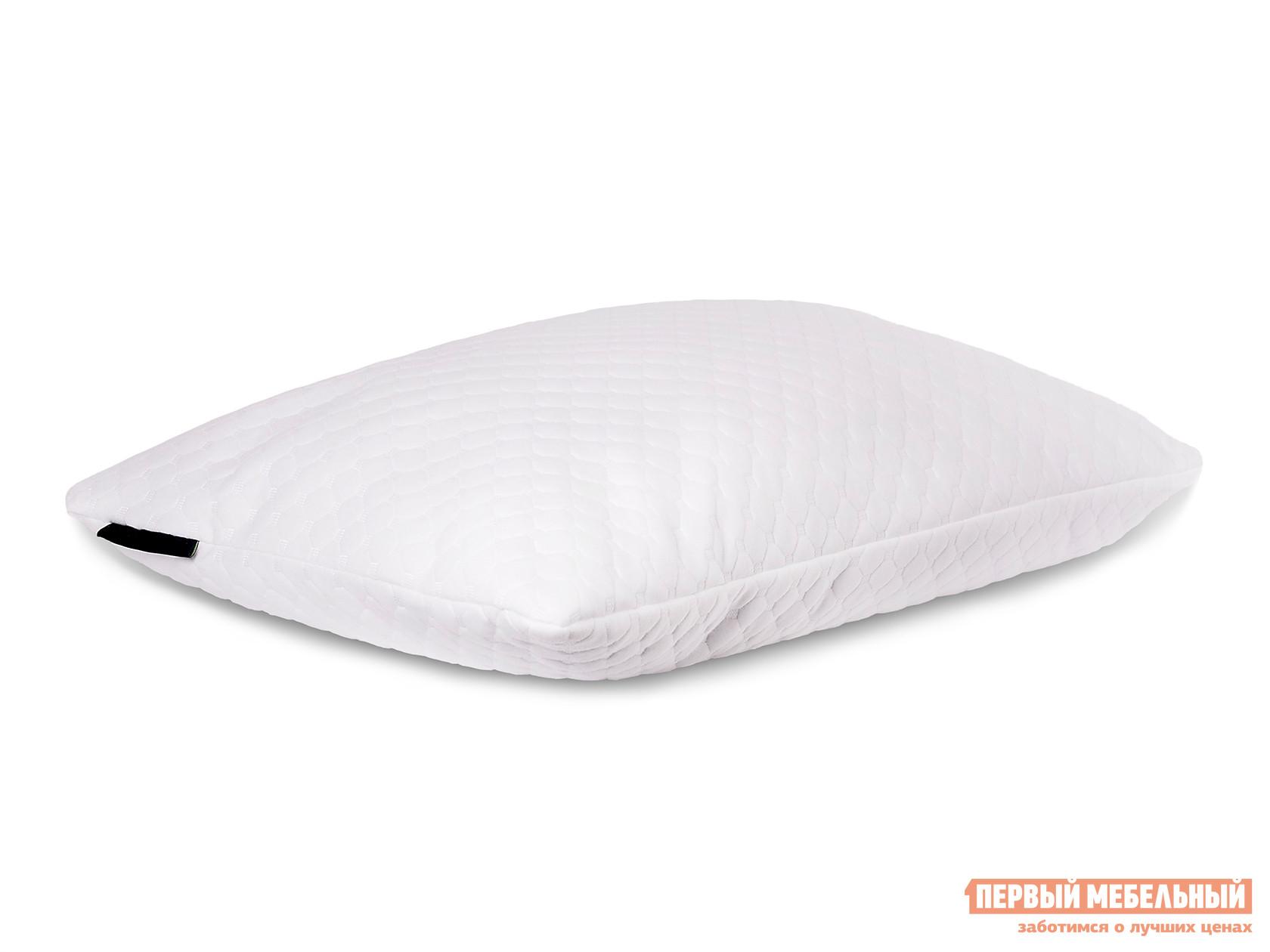Подушка  Комфорт Белый, Высота 12 см