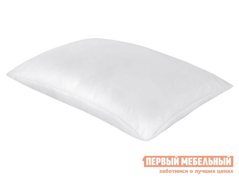 Подушка  Комфорт Файбер Белый, 40 Х 60 см