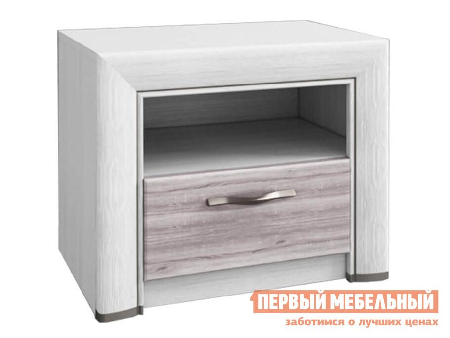 Прикроватная тумбочка Первый Мебельный Тумба прикроватная Оливия