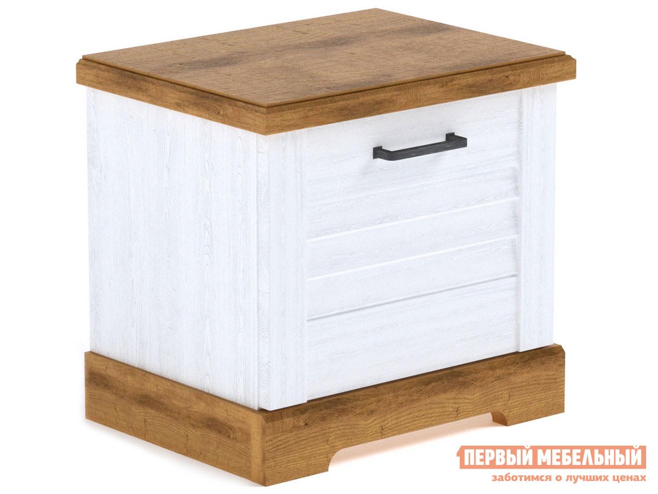 Прикроватная тумбочка Первый Мебельный Спальня Кантри тумбочка прикроватная
