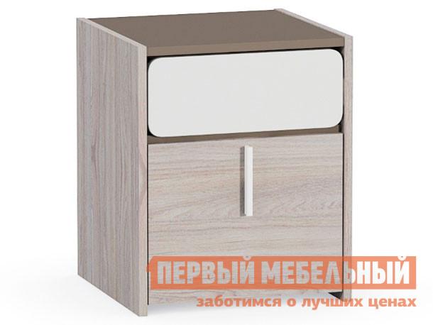 Прикроватная тумбочка Первый Мебельный Элен Тумба прикроватная