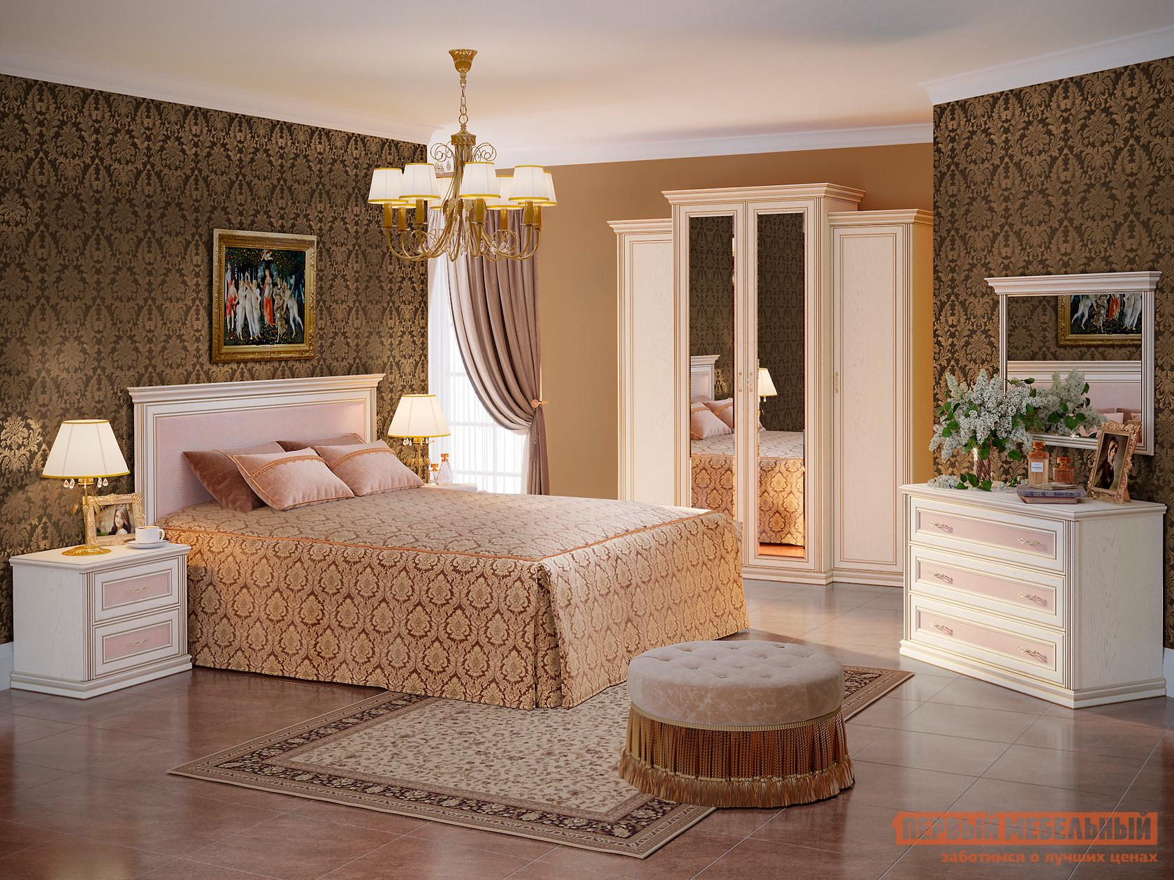 Спальный гарнитур Первый Мебельный Спальня Венето 3
