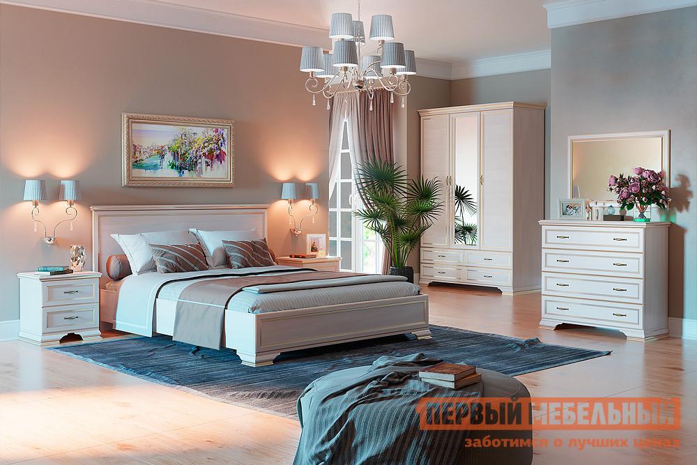Спальный гарнитур Первый Мебельный Сиена К3