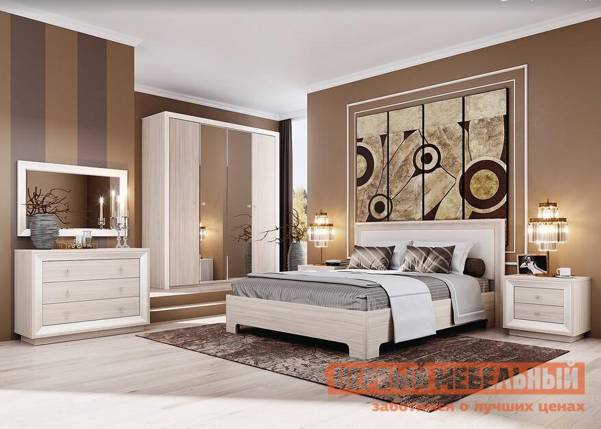 Спальный гарнитур Первый Мебельный Спальня Прато