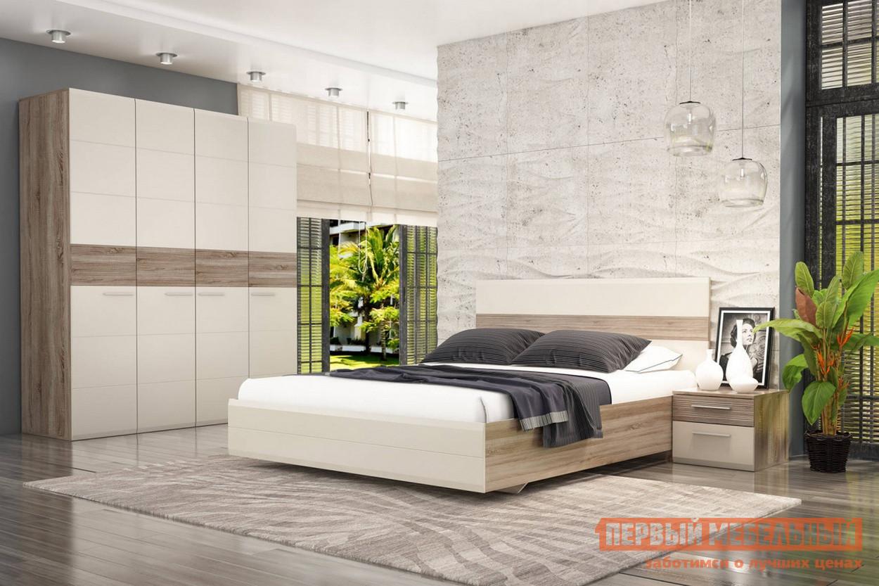 Спальный гарнитур Первый Мебельный Спальная Мишель 3