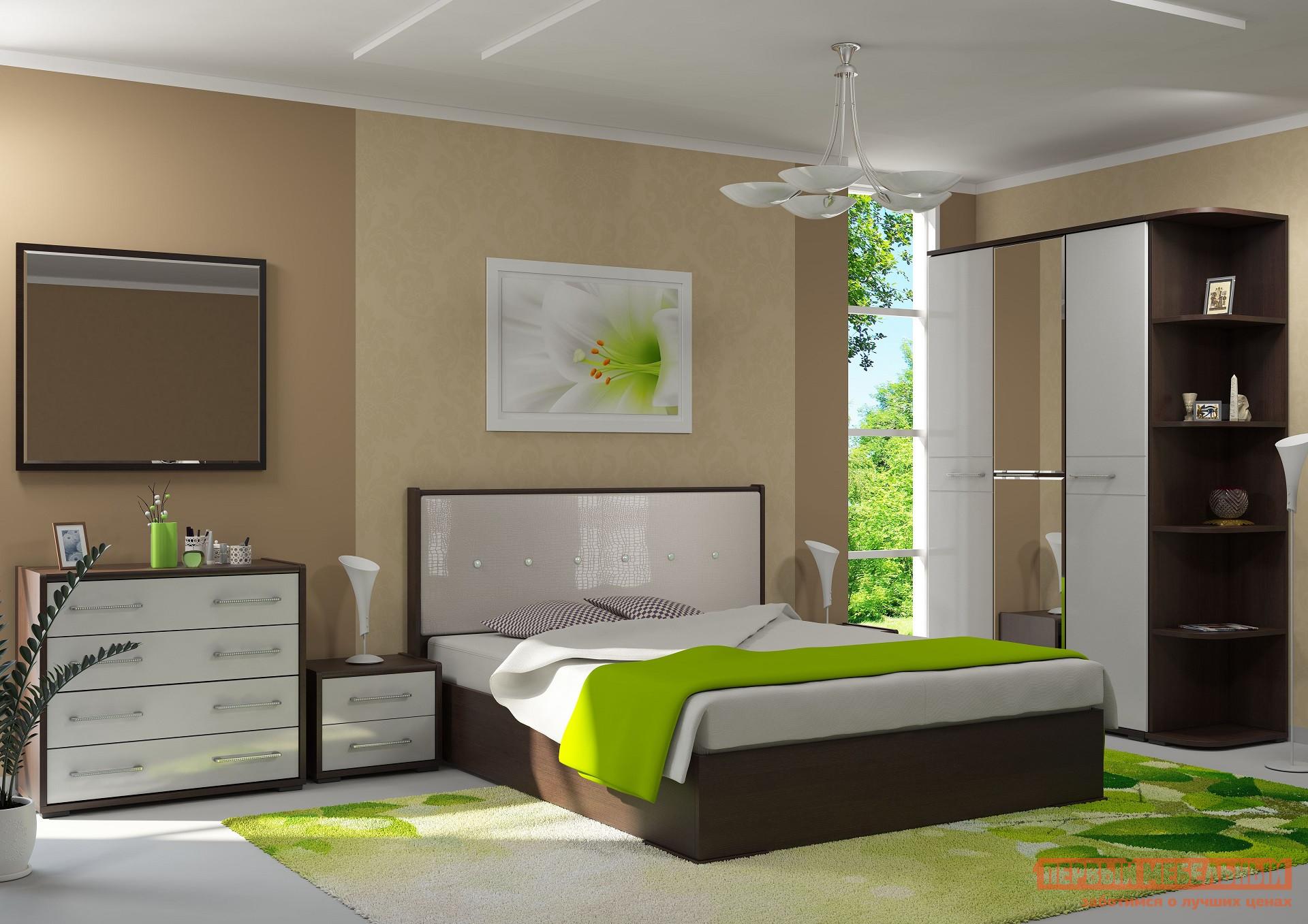 Спальный гарнитур Первый Мебельный Спальный набор Луиза спальный гарнитур трия лючия к2
