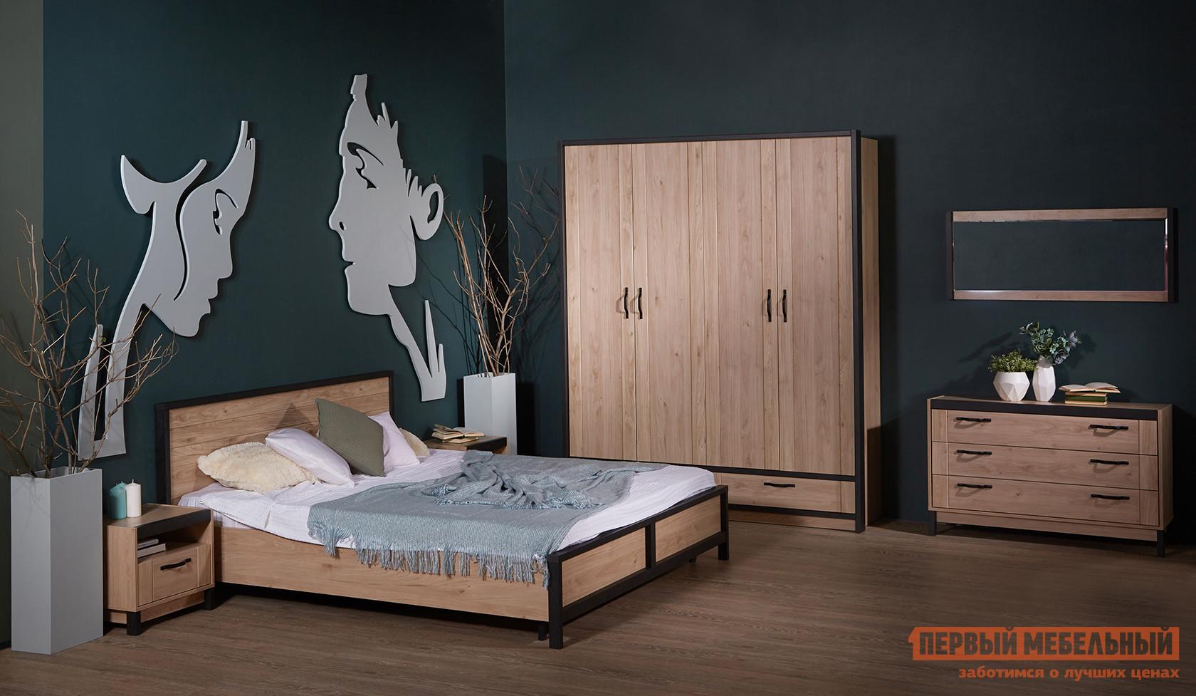 Спальный гарнитур Первый Мебельный Бостон К2 цена в Москве и Питере