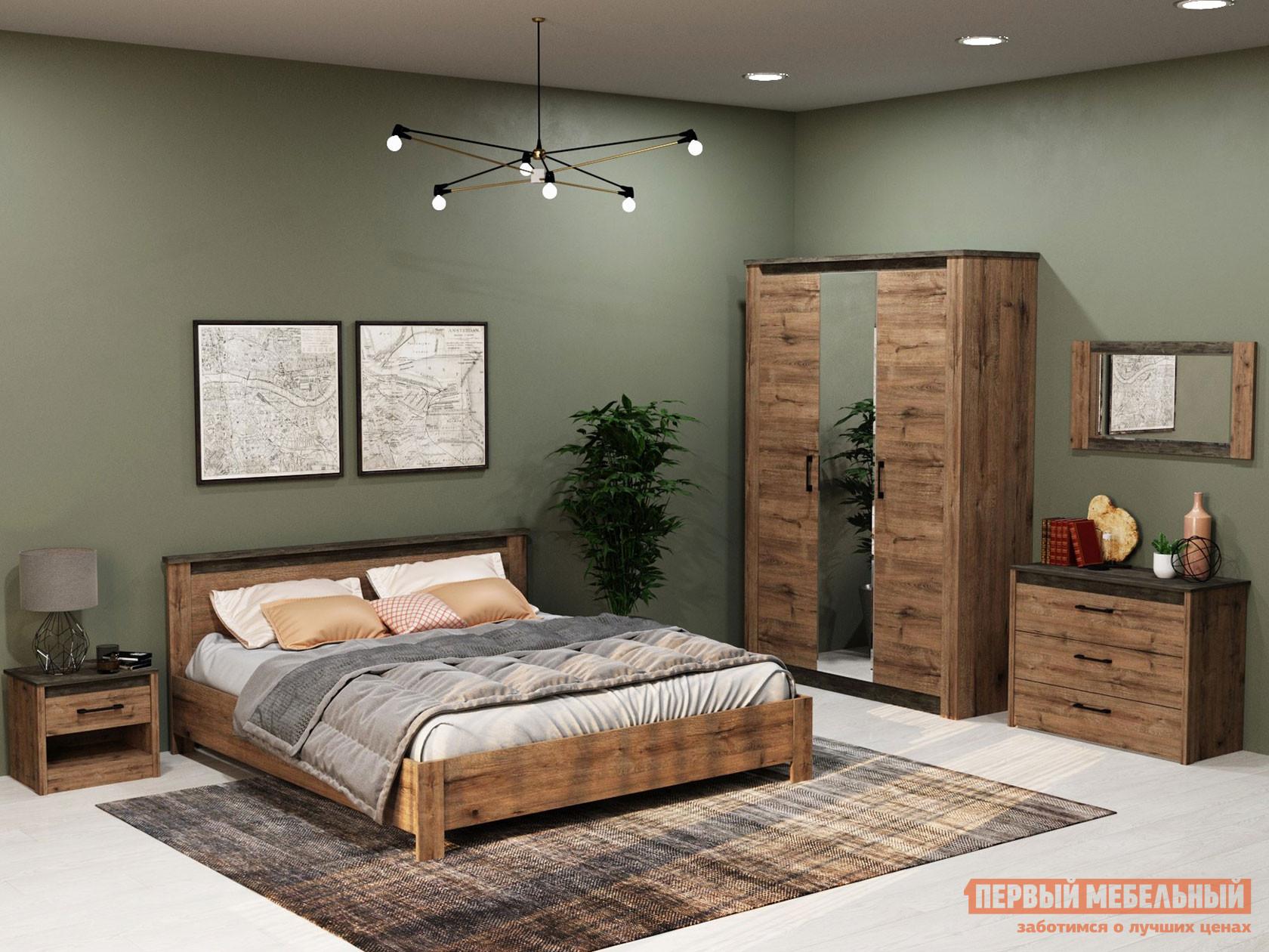Спальный гарнитур Первый Мебельный Комплект мебели для спальни Денвер С1