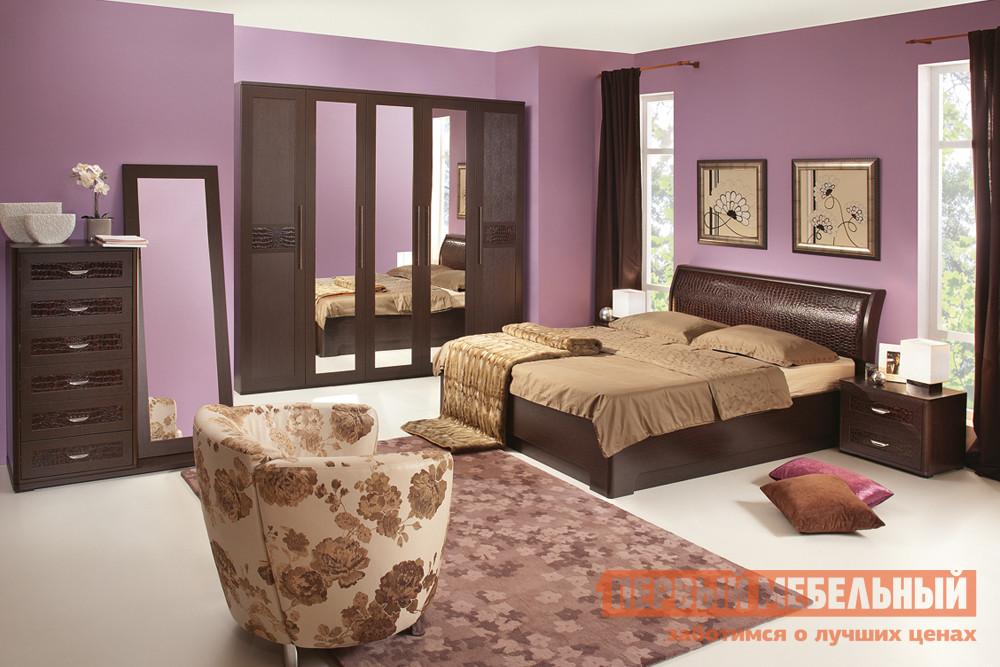 Спальный гарнитур Первый Мебельный Парма СК1