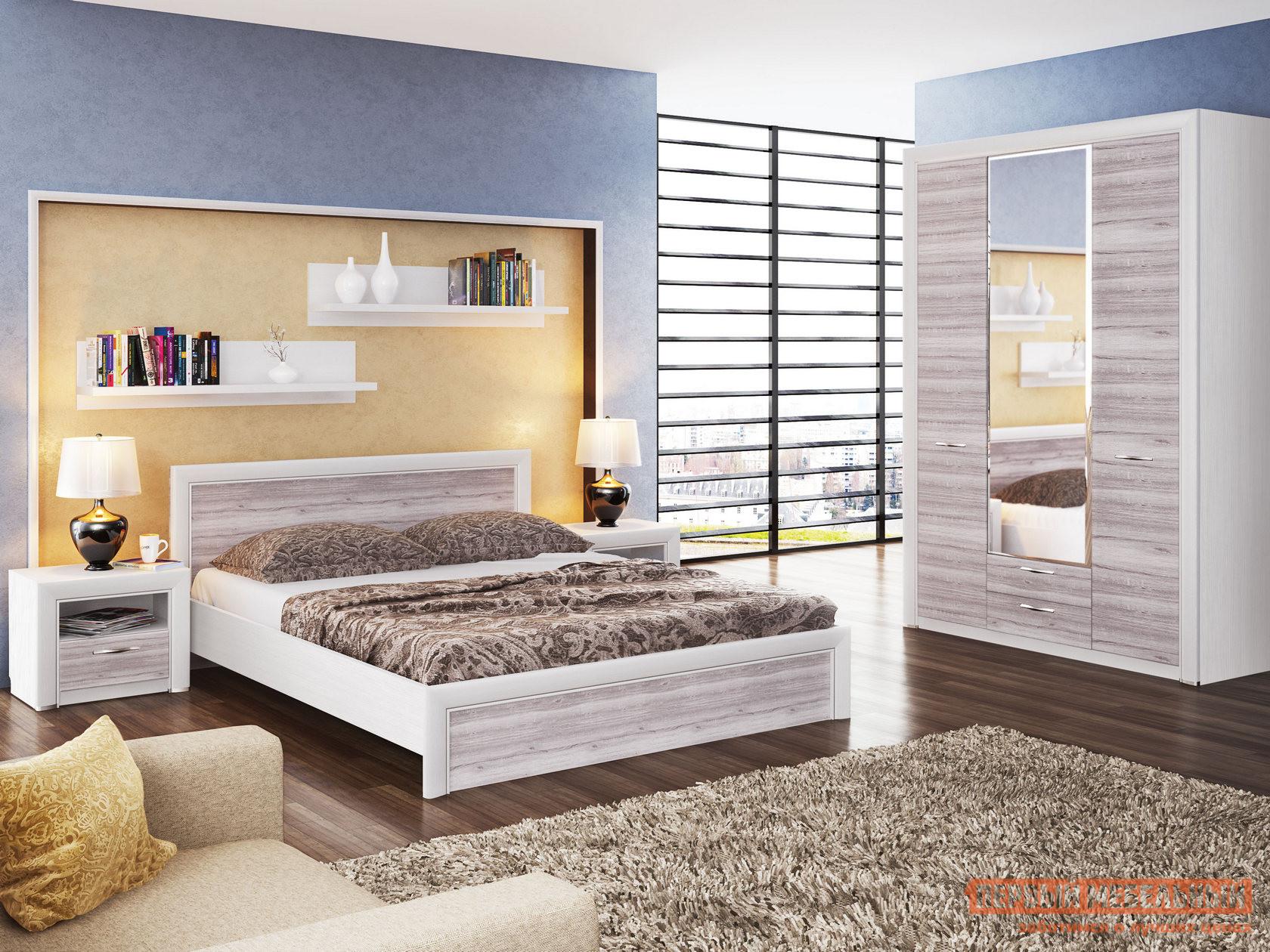 Спальный гарнитур Первый Мебельный Оливия СК1