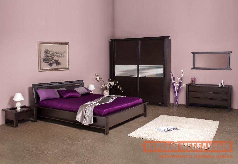 Спальный гарнитур Первый Мебельный Сакура К1 комплект сакура розовый размер 1 5 спальный