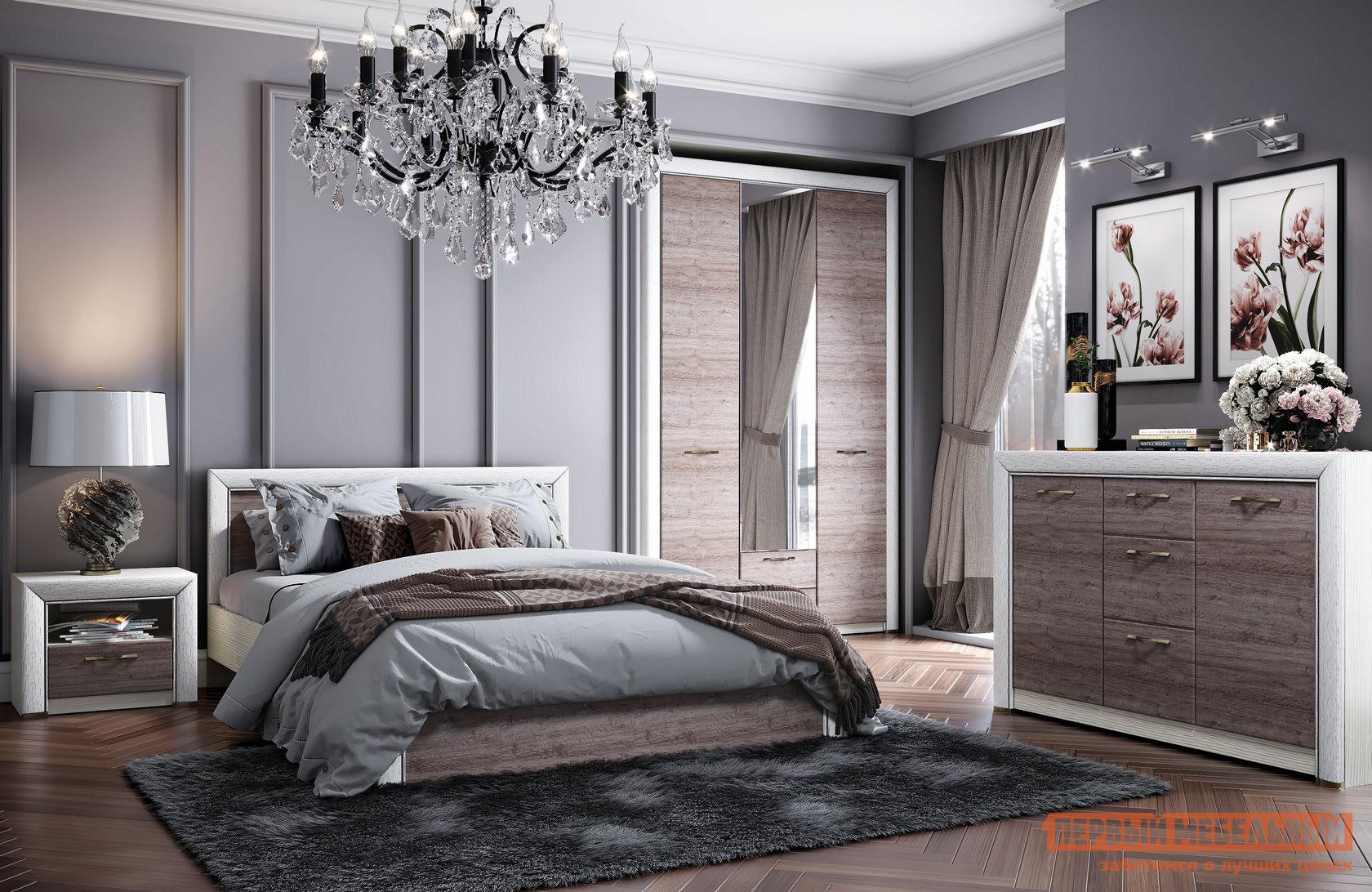 Спальный гарнитур Первый Мебельный Оливия СК3