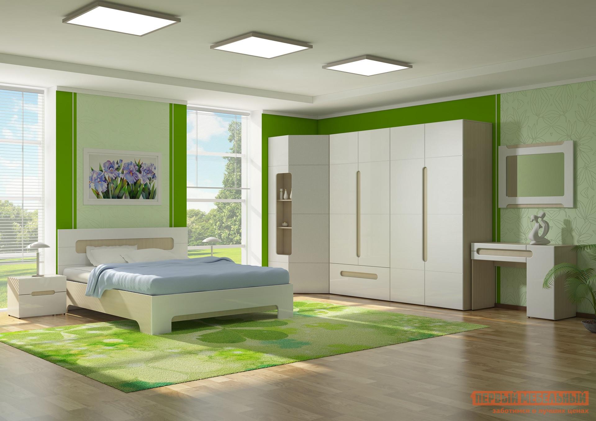 Спальный гарнитур Первый Мебельный Палермо кухонный гарнитур витра палермо 300 2
