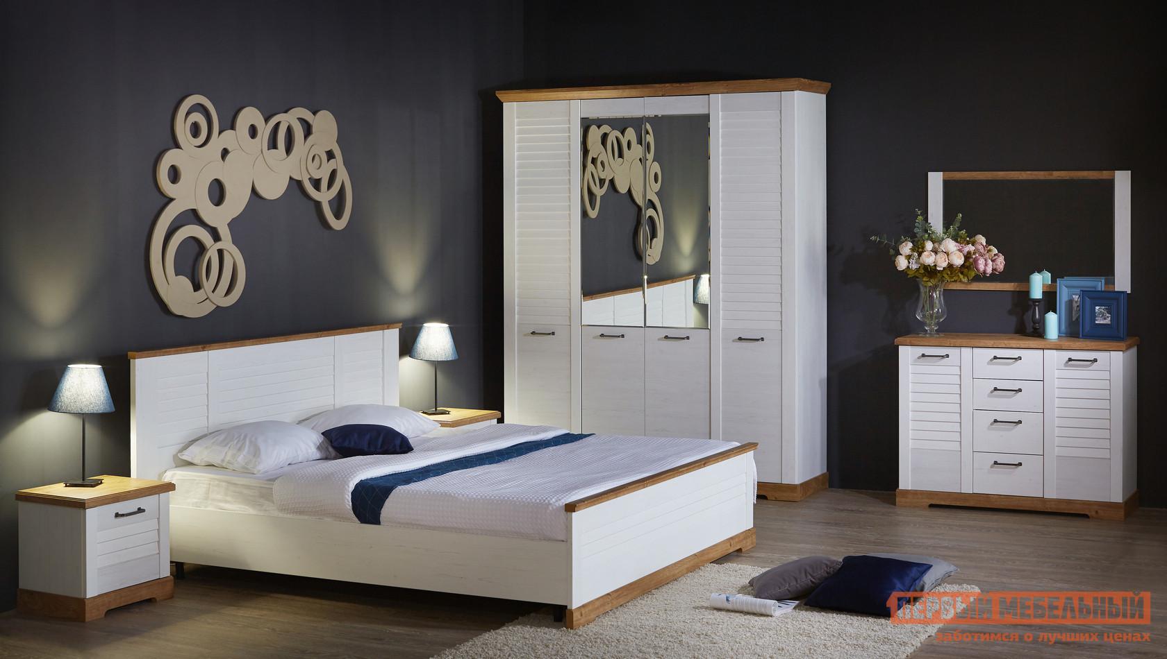 Спальный гарнитур Первый Мебельный Кантри С К1