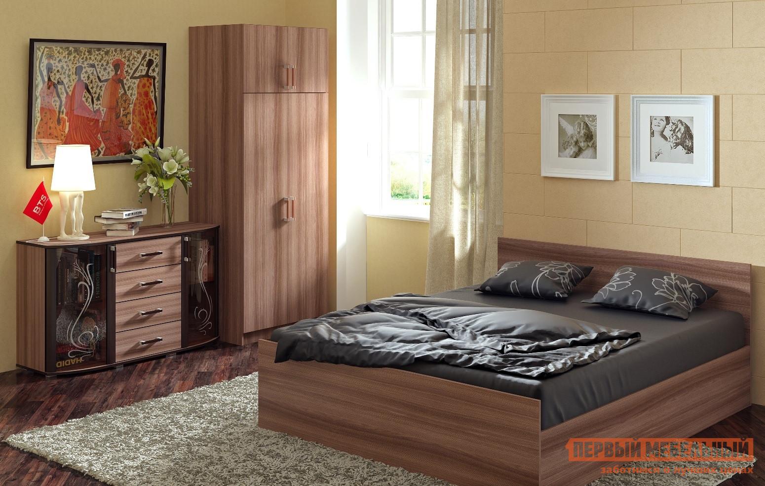 Спальный гарнитур Первый Мебельный Спальня Комфорт, ясень/шимо спальный гарнитур мартина беж в спб