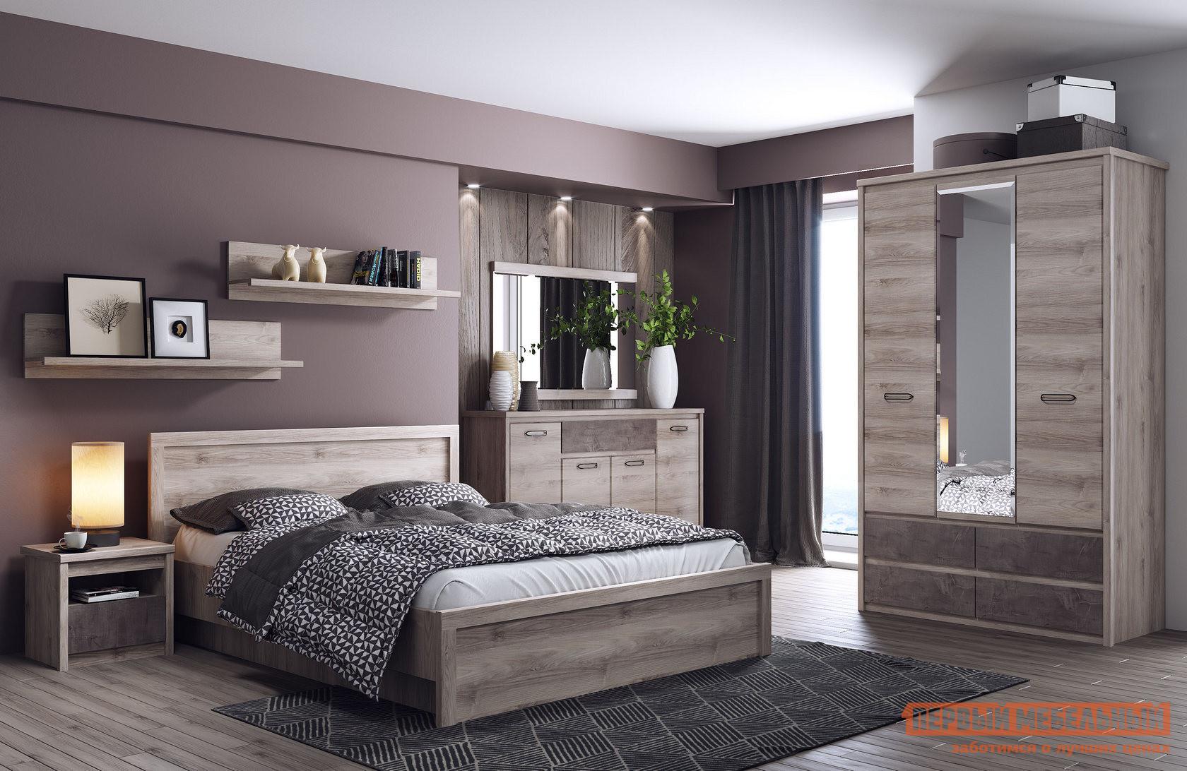 Спальный гарнитур Первый Мебельный Джаз С К2