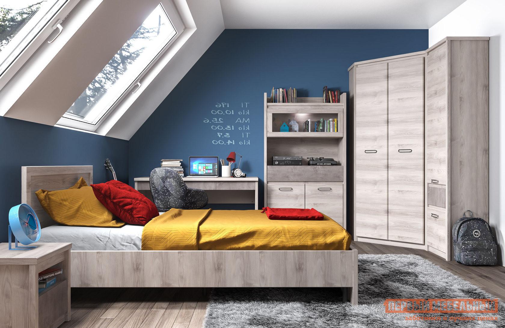 Спальный гарнитур Первый Мебельный Джаз С К4 bering 32035 242