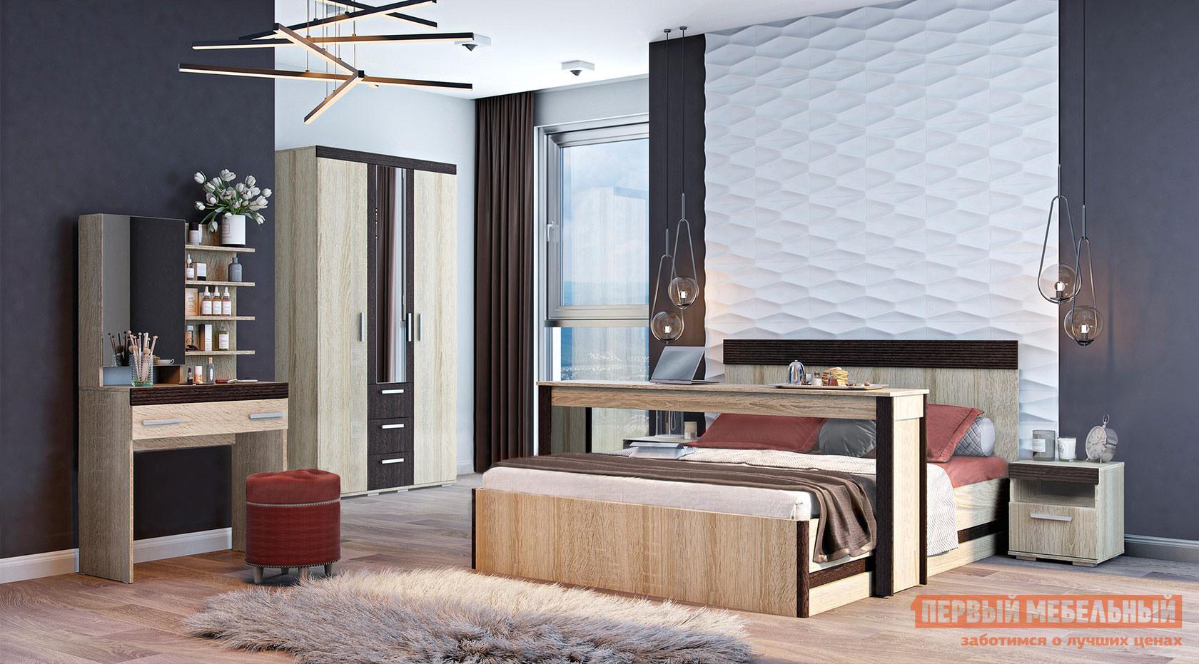 Спальный гарнитур Первый Мебельный Бланес К1